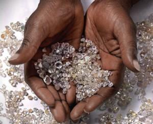 Non-Conflict-Diamonds